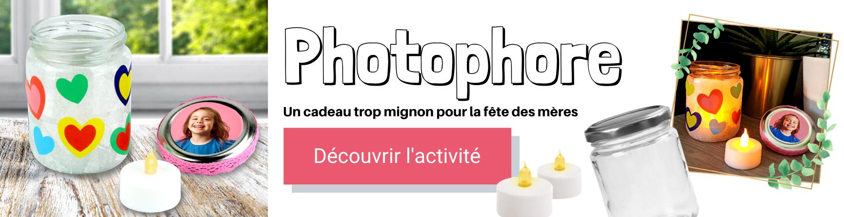 DIY photophore coeurs