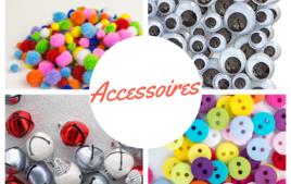 Accessoires Loisirs Créatifs - Produits - 10doigts.fr