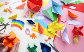 Activités en papier - Papiers Créatifs - 10doigts.fr