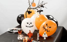 Ballons - Halloween - 10doigts.fr