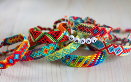 Bracelets brésiliens et bijoux - Vive l'été ! - 10doigts.fr