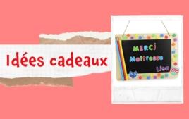 Tutos Idées cadeaux Ecole - Tutos Saisonniers - 10doigts.fr