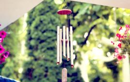 Je fabrique un carillon - Activités Attrapes-rêves et mobiles - 10doigts.fr