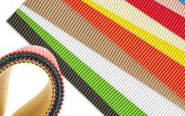 Carton ondulé - Papiers Bricolages Créatifs - 10doigts.fr