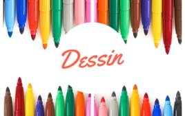 Dessin et coloriage - Produits - 10doigts.fr