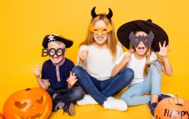Je me déguise en monstre - Activités d'Halloween - 10doigts.fr