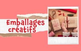 Emballages Créatifs - Tutos Noël - 10doigts.fr