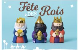 Fête des rois - Événements - 10doigts.fr