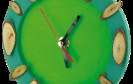 Horloges - Idées Créa - 10doigts.fr