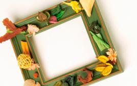 Je décore un cadre - Activités avec des photos - 10doigts.fr