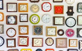 Je fabrique une horloge - Activités de Home Déco - 10doigts.fr