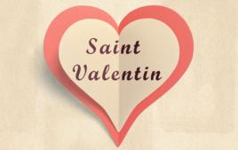 Saint Valentin - Événements - 10doigts.fr