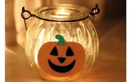 Lanternes et Citrouilles - Halloween - 10doigts.fr