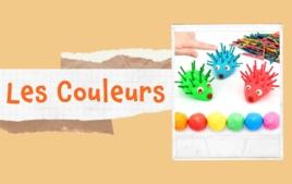 Apprendre les couleurs - Tutos Educatifs - 10doigts.fr