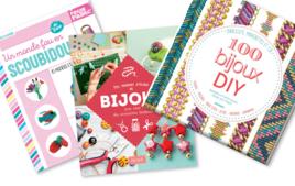 Livres et Kits Bijoux - Perles et Bijoux - 10doigts.fr