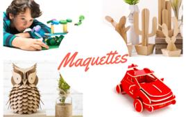Maquettes et constructions - Produits - 10doigts.fr