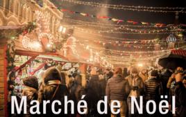 Marché de Noël - Noël - 10doigts.fr