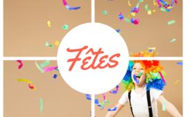 Fêtes et célébrations - Produits - 10doigts.fr