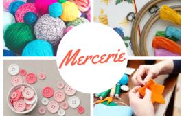 Mercerie créative - Produits - 10doigts.fr