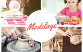 Modelage et moulage - Produits - 10doigts.fr