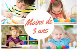 Activités pour moins de 3 ans - Produits - 10doigts.fr