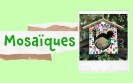 Mosaïques - Tutos Déco - 10doigts.fr