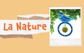 La Nature - Tutos Educatifs - 10doigts.fr