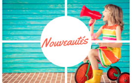 Les nouveautés - Produits - 10doigts.fr