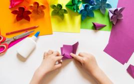 Papiers Origami - Activités en papier - 10doigts.fr