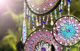 Perles attrape-rêves - Attrape-Rêves - 10doigts.fr