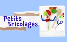 Petits bricolages - Tutos Enfants - 10doigts.fr