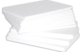 Plaques en polystyrène - Supports en Polystyrène - 10doigts.fr