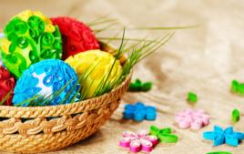 Je décore des œufs en quilling - Activités de Pâques - 10doigts.fr