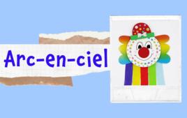 Arc-en-ciel - Tutos Enfants - 10doigts.fr