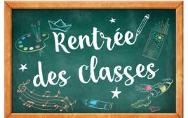 Rentrée des classes - Événements - 10doigts.fr