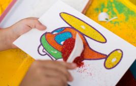 Sable coloré - Arts plastiques - 10doigts.fr