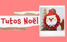 Tutos Noël - Tutos Saisonniers - 10doigts.fr