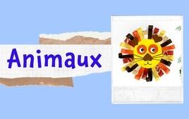 Animaux - Tutos Enfants - 10doigts.fr