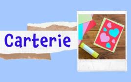 Carterie - Tutos Enfants - 10doigts.fr