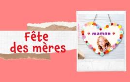 Tutos Fête des Mères - Tutos Saisonniers - 10doigts.fr