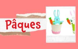 Tutos Pâques - Tutos Saisonniers - 10doigts.fr