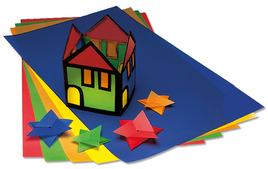 Papier Vitrail - Papiers Bricolages Créatifs - 10doigts.fr