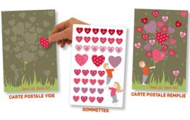 Gommettes Histoires et décors - Gommettes, stickers - 10doigts.fr