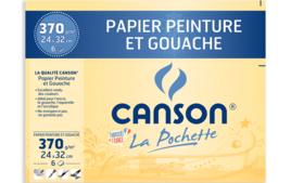 Papiers pour peinture - Supports pour Peindre - 10doigts.fr