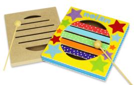 Instruments de musique - Objets à décorer - 10doigts.fr