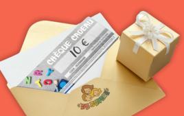 Chèques Cadeaux - Box et Coffrets Créatifs - 10doigts.fr