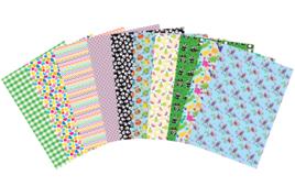 Washi paper / Magic paper - Papiers adhésifs - 10doigts.fr