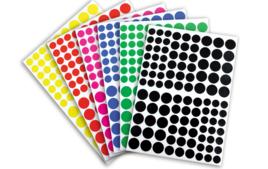 Gommettes Formes Géométriques - Gommettes, stickers - 10doigts.fr