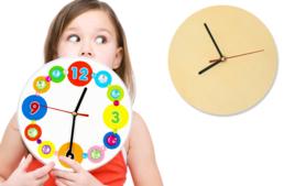 Horloge - Pour la maison - 10doigts.fr
