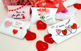 Faire une bougie ou un savon - Saint Valentin - 10doigts.fr